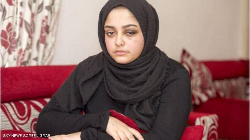 حاولت خنقها بالحجاب..  إطلاق سراح امرأة اعتدت على طالبة مسلمة بانجلترا