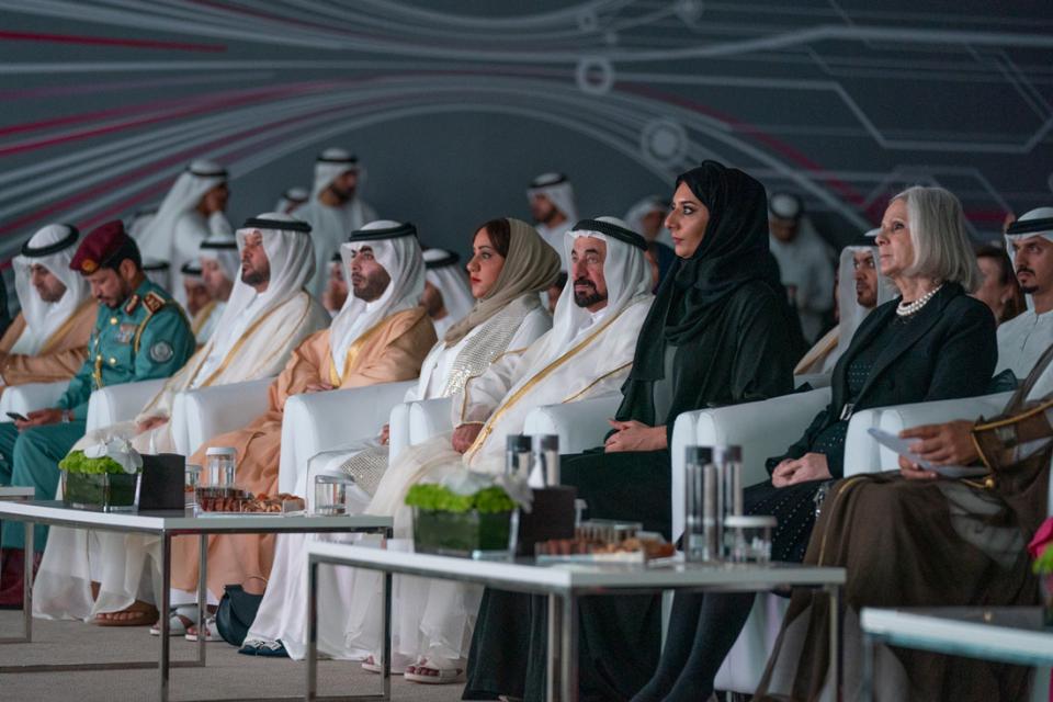 حاكم الشارقة يفتتح أعمال القمة العالمية للتمكين الاقتصادي للمرأة في دورتها الثانية