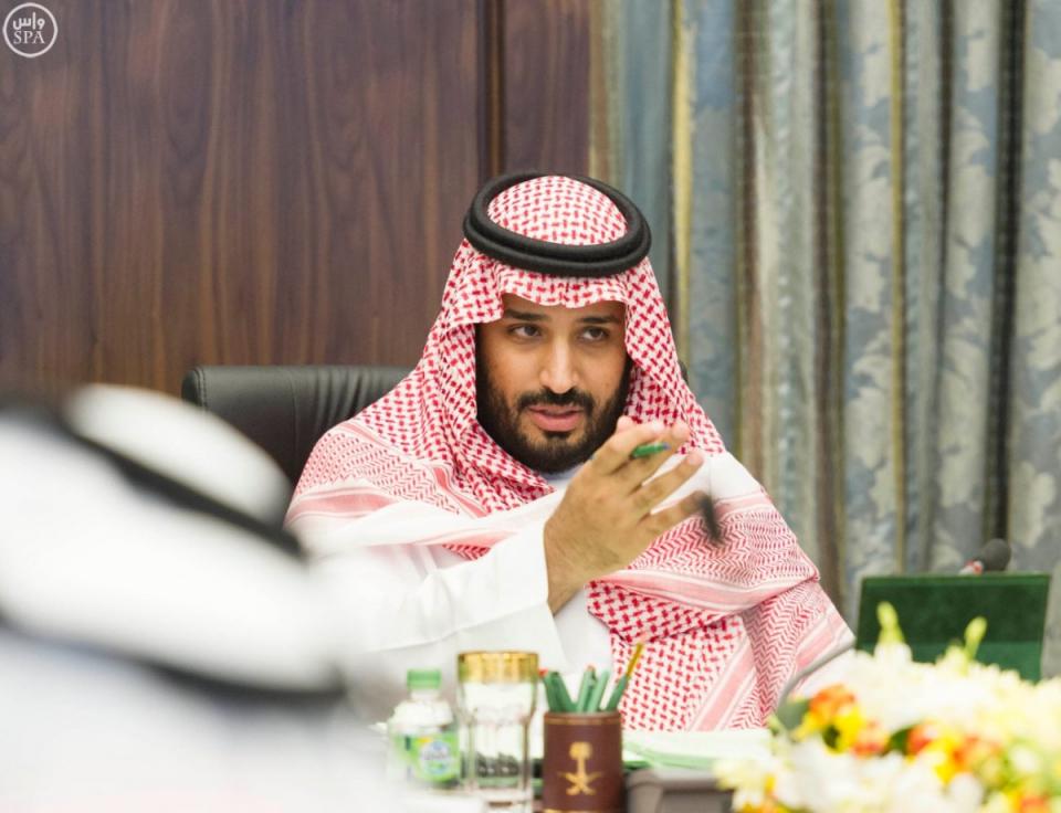 محمد بن سلمان يترأس القدية أكبر شركة ترفيه في السعودية