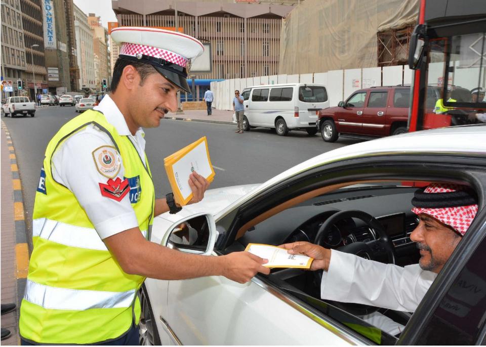 البحرين تحول مخالفات الخليجيين إلى إدارات المرور بدولهم