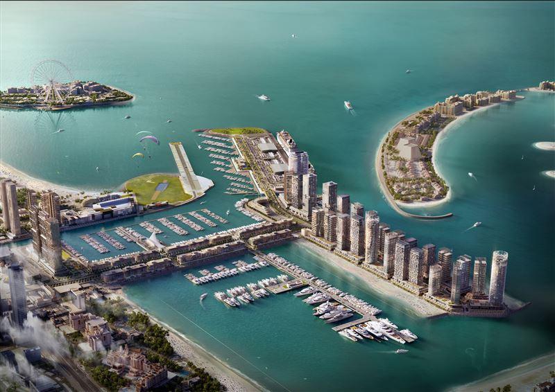 «دي مارين دبي» ستدير عمليات أكبر مراسي اليخوت في الشرق الأوسط