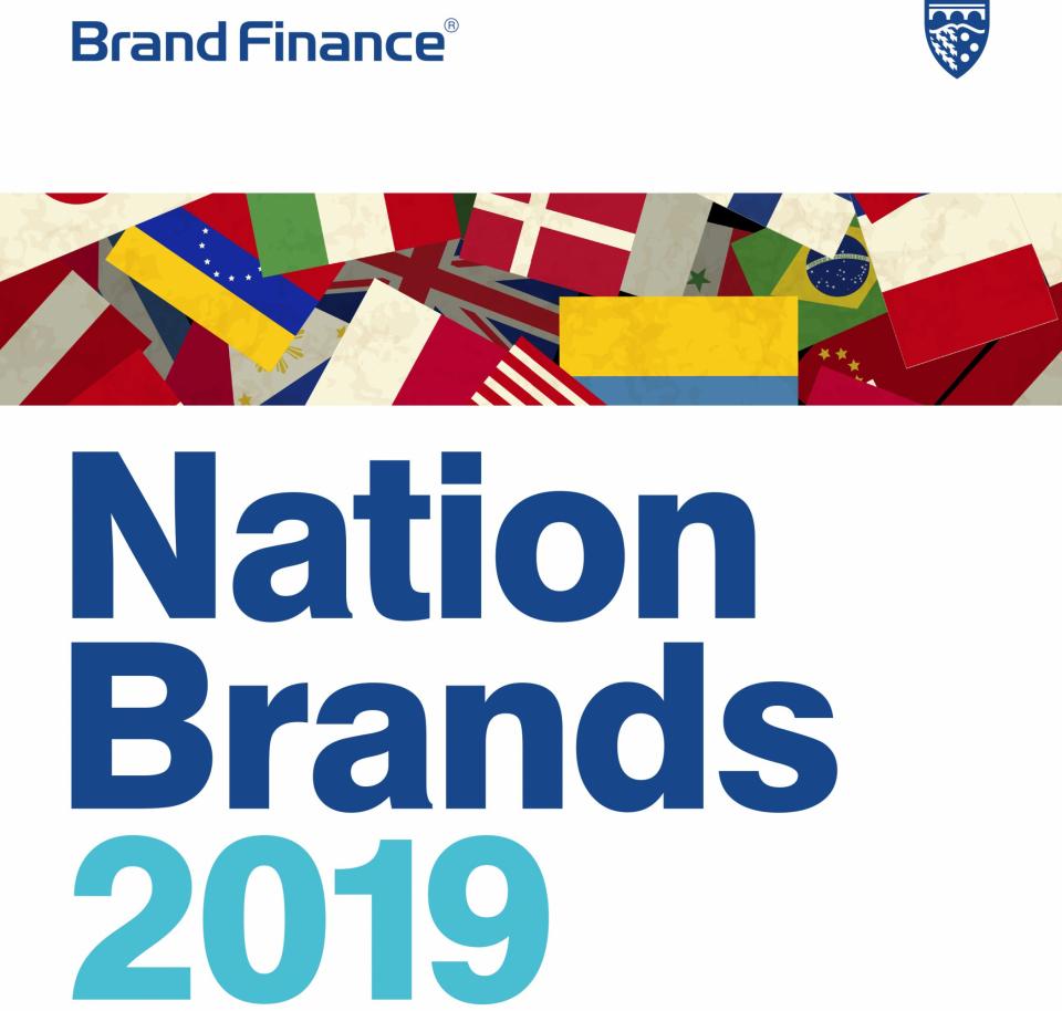 الإمارات تتصدر دول المنطقة في «العلامة التجارية الوطنية» لعام 2019