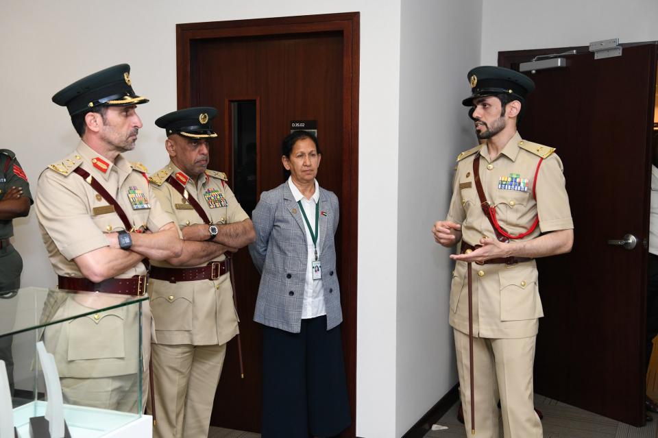 شرطة دبي تكشف هوية مغتصب بعد مرور ثمانية أعوام وكانت المفاجأة
