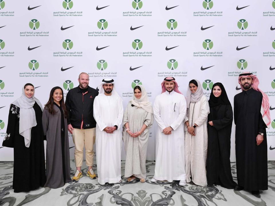 الاتحاد السعودي للرياضة للجميع ونايكي يوقعان اتفاقية لتعزيز النشاط البدني