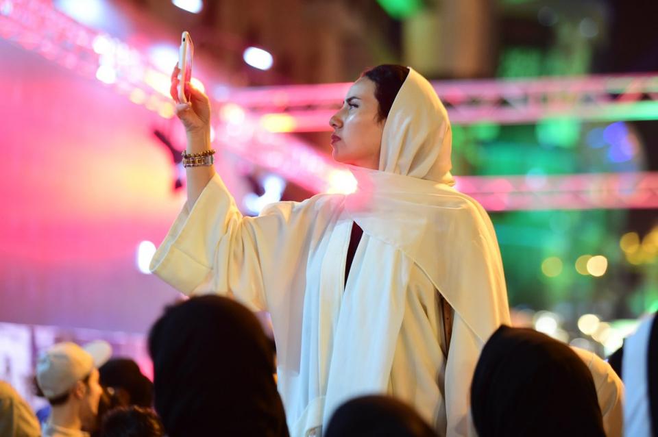 للمرة الأولى.. السعودية تحتفل برأس السنة الميلادية