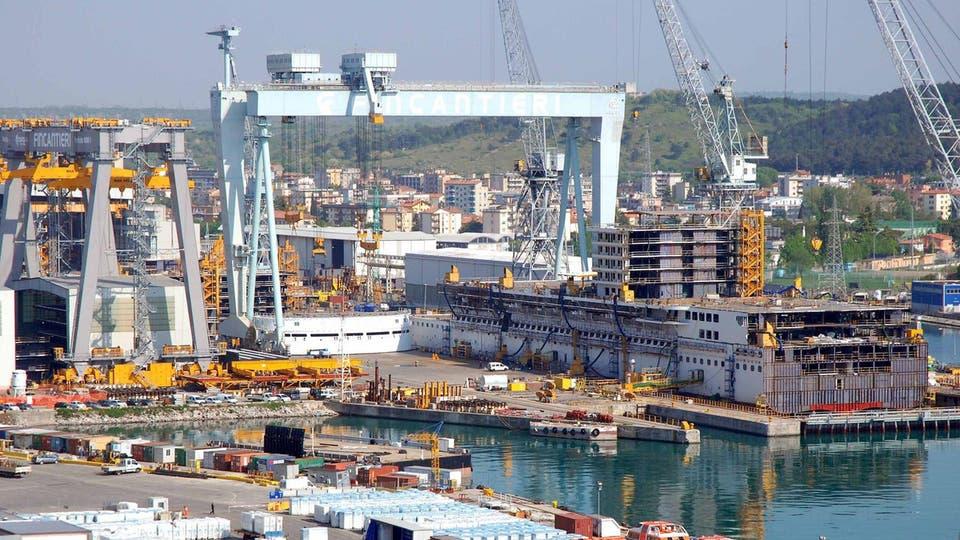 شركة إيطالية تفوز بعقد أمريكي قيمته 1.3 مليار دولار لبناء أربع سفن للسعودية