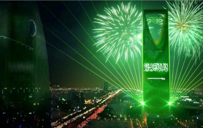 هيئة الترفيه السعودية تنفي منحها ترخيص للاحتفال برأس السنة الميلادية 2020