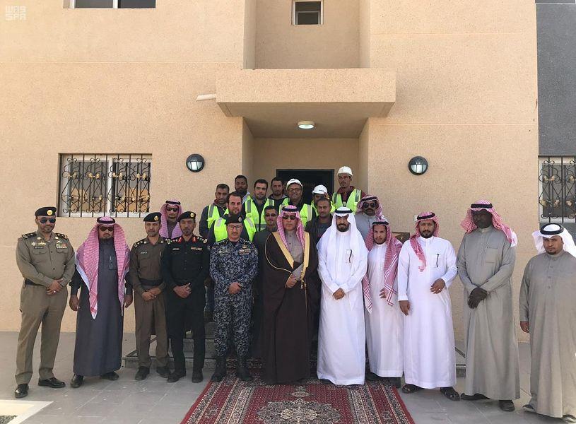 السعودية: تسليم الدفعة الأولى من الفلل الجاهزة لمشروع إسكان العُلا بالمدينة المنورة