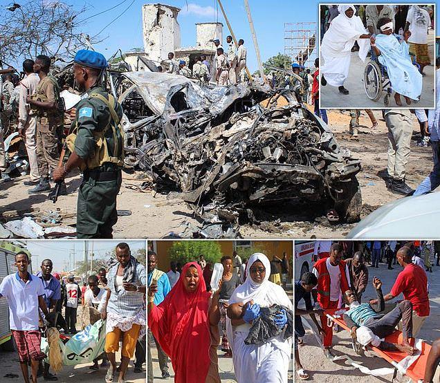 صباح دام في العاصمة الصومالية يحول عروسا إلى أرملة