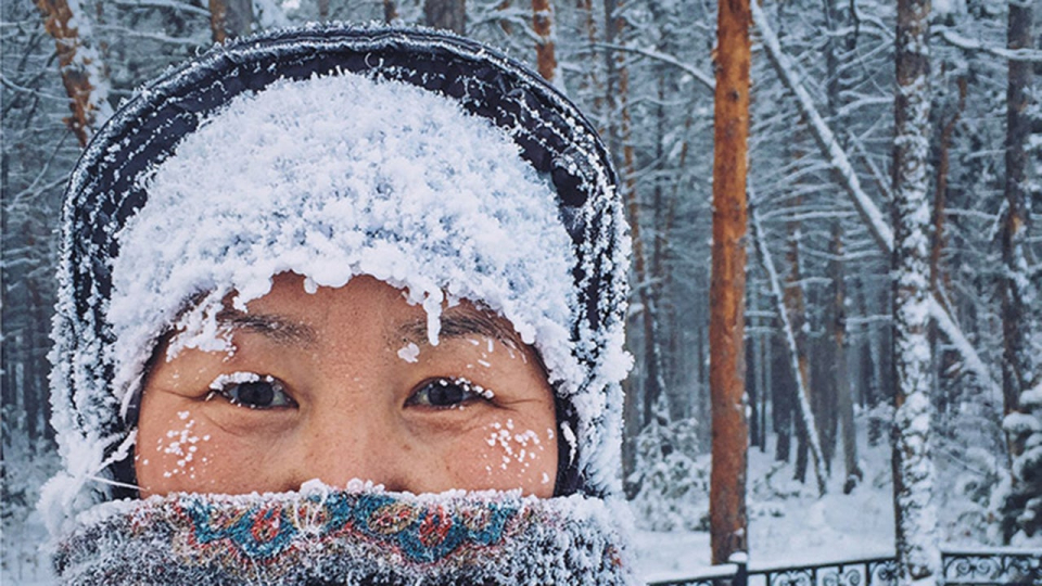 فيديو: مدينة ياكوتسك الروسية الأبرد في العالم وتسجل 47 تحت الصفر