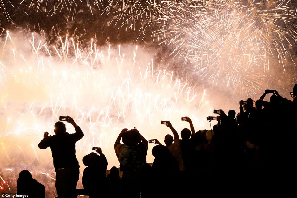 شاهد احتفالات رأس السنة 2020 في استراليا وكوريا ونيوززيلندا