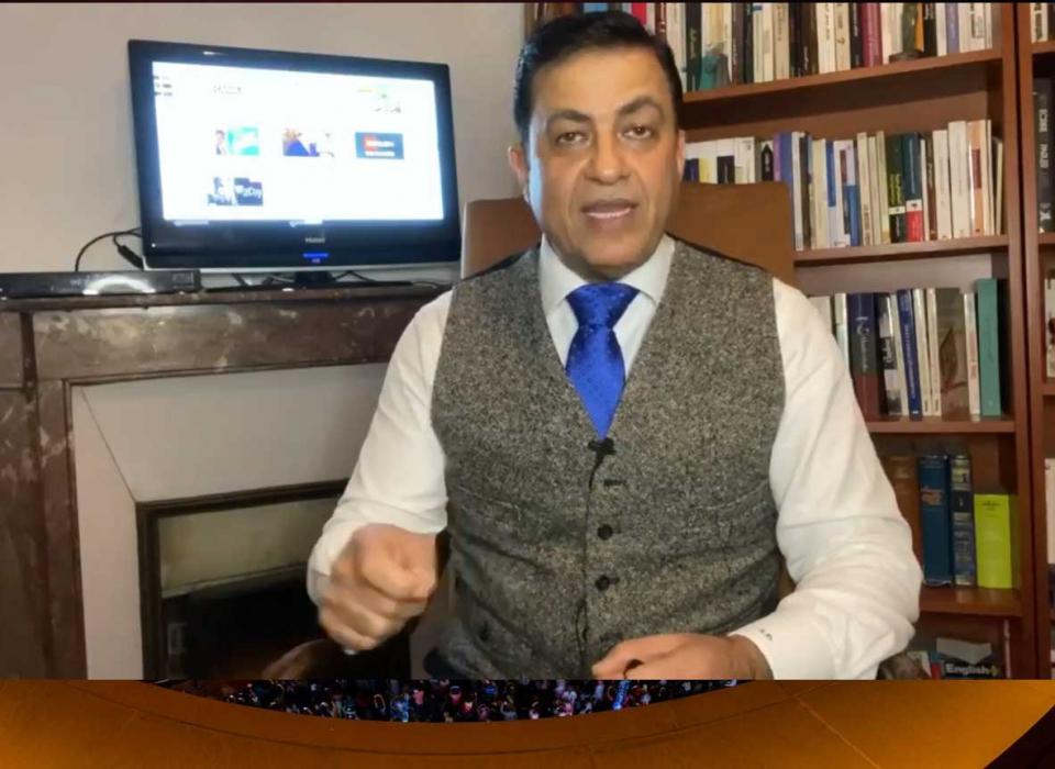 مجانا، تدريب الشباب العرب في الصحافة من الإعلامي اللبناني سامي كليب