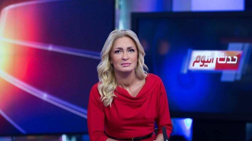 وفاة  مذيعة قناة العربية نجوى قاسم
