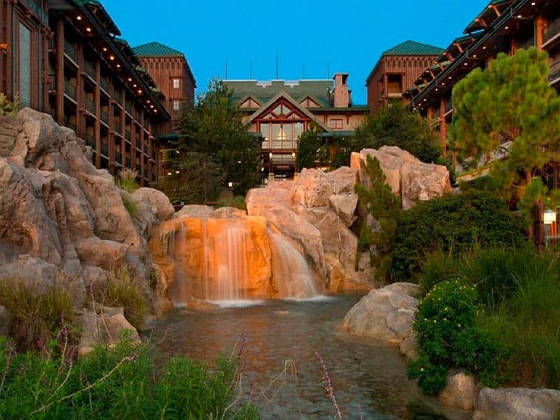 بالصور : أفضل فنادق ومنتجعات عالم ديزني