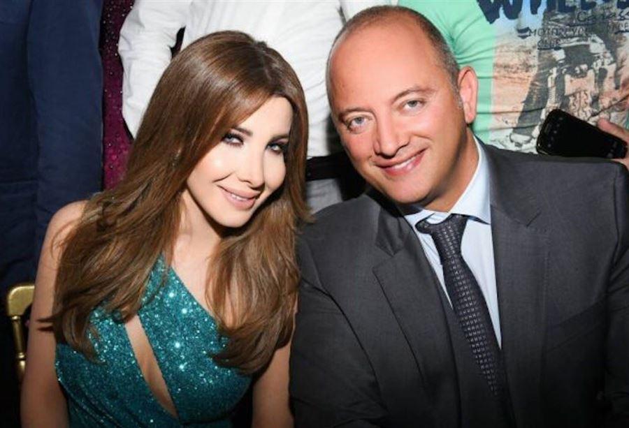 زوج المغنية نانسي عجرم يقتل لصا اقتحم  بيتهما