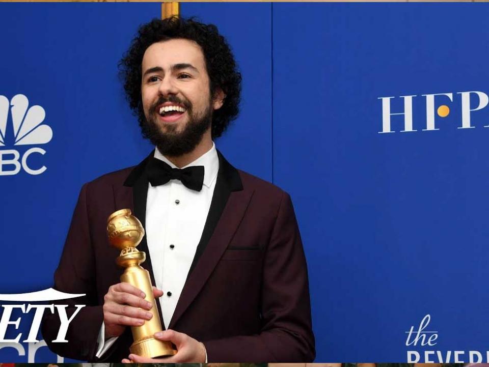 جائزة غولدن غلوب  لكوميدي من أصل مصري برع بعرض الجانب الإنساني للمسلمين