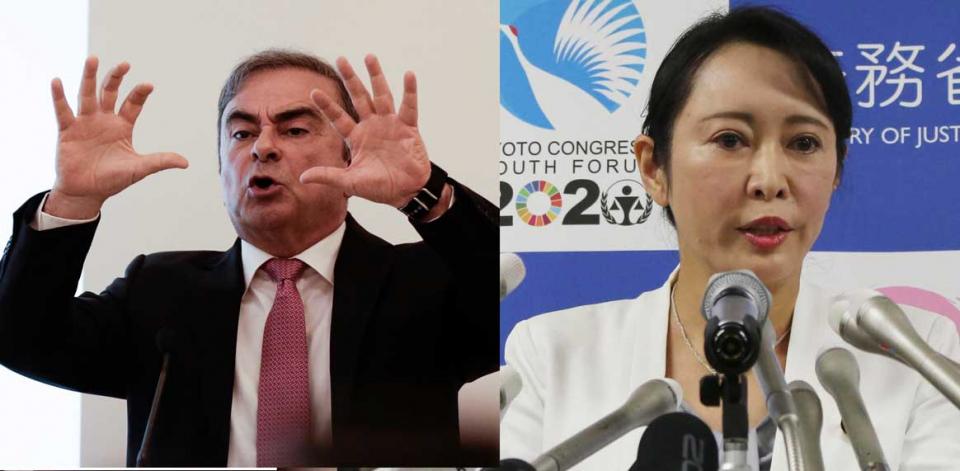 تضارب المواقف إزاء اتهامات كارلوس غصن حول نظام اليابان القضائي
