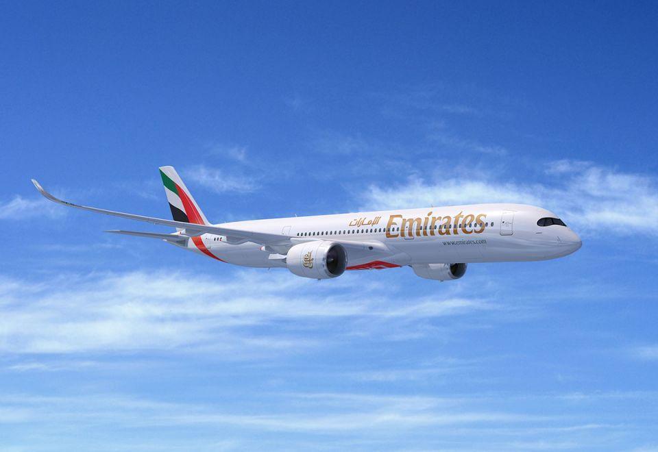 طيران الإمارات تطلق عروضاً سعرية لوجهات مختارة
