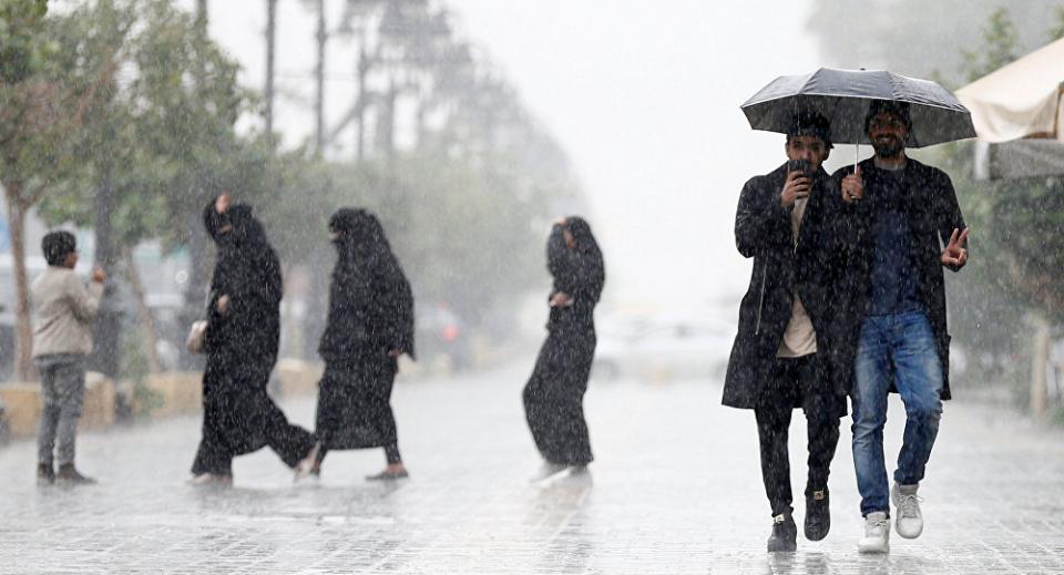 الأرصاد السعودية: أمطار في منطقة جازان ورياح سطحية