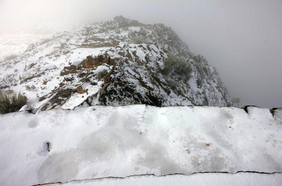 الإمارات: توقعات بسقوط أمطار وثلوج على قمم الجبال يومي الثلاثاء والأربعاء