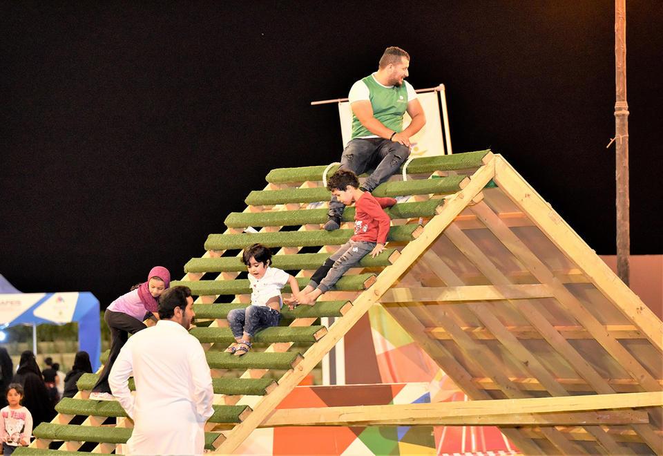 فعاليات يوم النشاط العائلي يستقبل 314,000 مشارك حول  المملكة