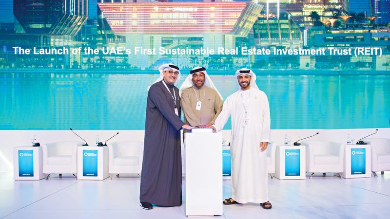 الإمارات تطلق أول صندوق استثمار عقاري «أخضر» بقيمة مليار درهم