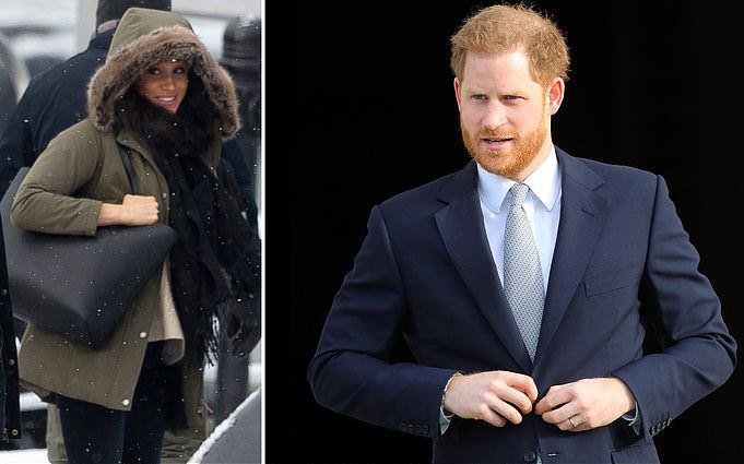 الأمير هاري يشارك في آخر مناسبة عامة قبيل الانفصال الملكي