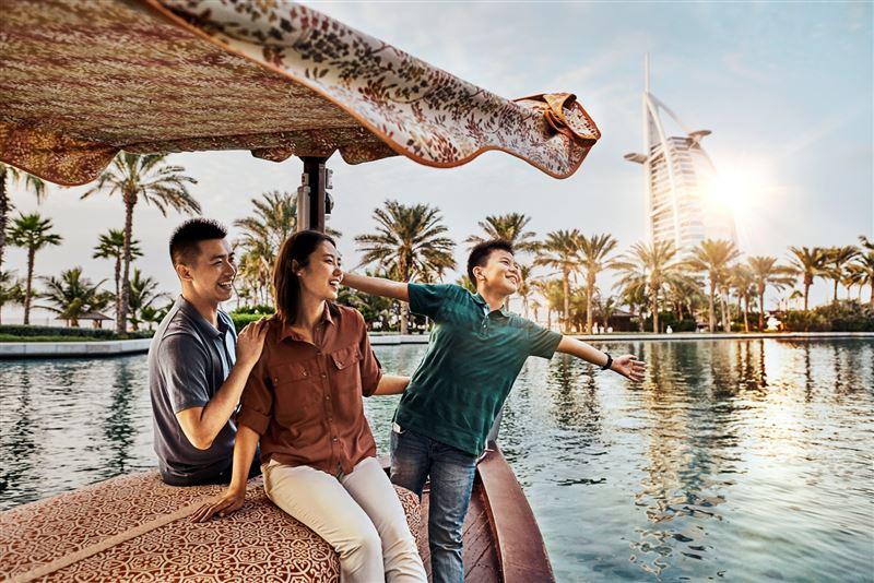 دبي تتجاوز المعدّلات العالمية وتستقبل 16.73 مليون زائر دولي في 2019