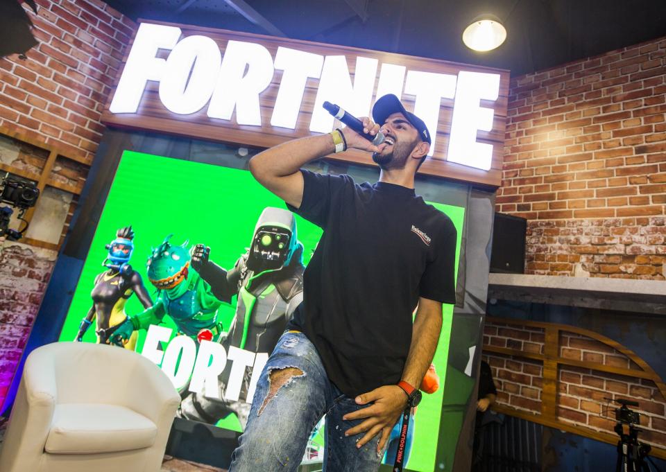 فورتنايت تدعو عشّاق ألعاب الفيديو للمشاركة بالتحدي في «ماركت او تي بي» بدبي