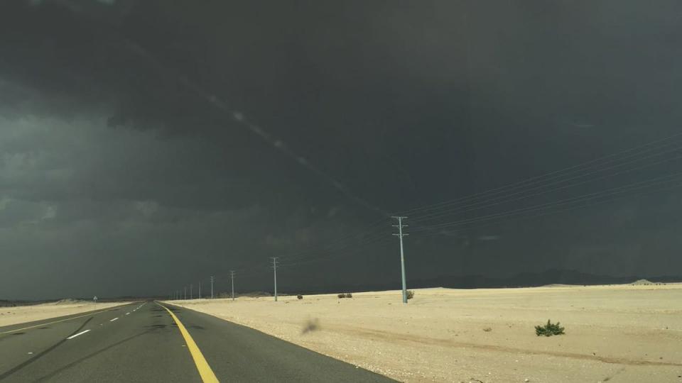 السعودية تشهد اليوم موجة برد هي الأقوى
