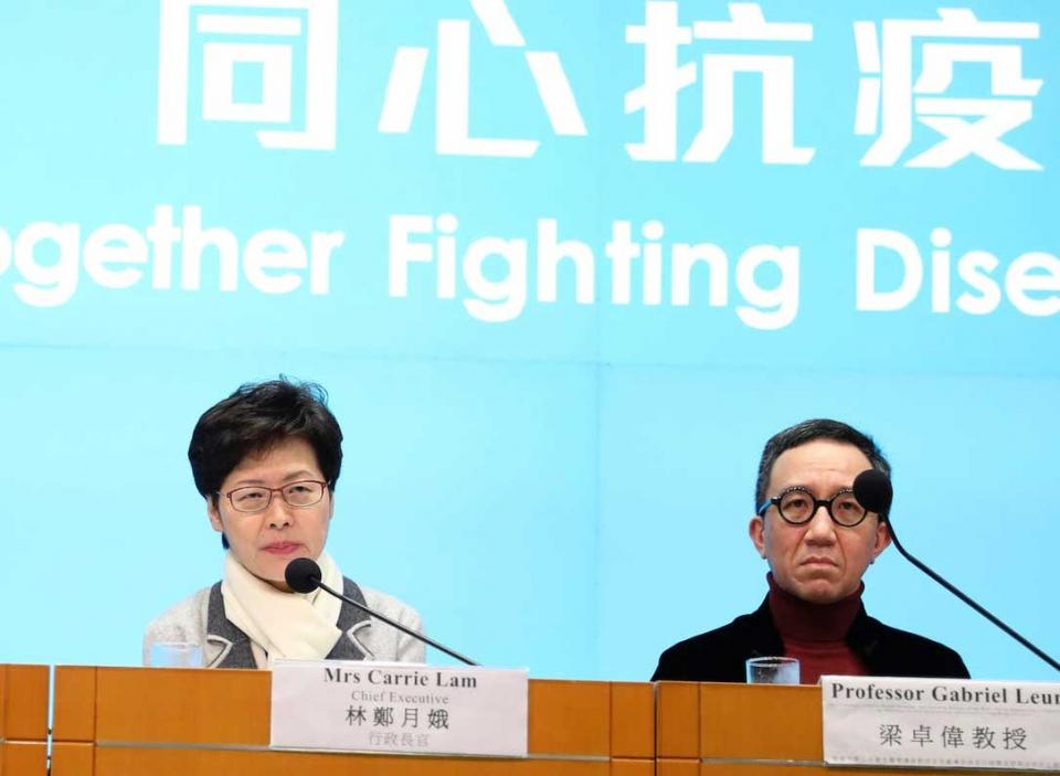 هونغ كونغ تعطل المدارس حتى 17 فبراير بسبب فيروس كورونا