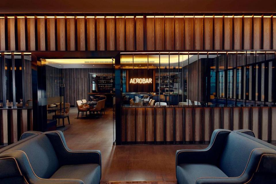 بالصور : نظرة داخل الصالة الجديدة في مطار دبي