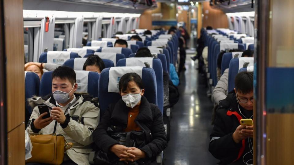 كورونا يعود إلى الصين من الخارج وتسجيل 46 إصابة