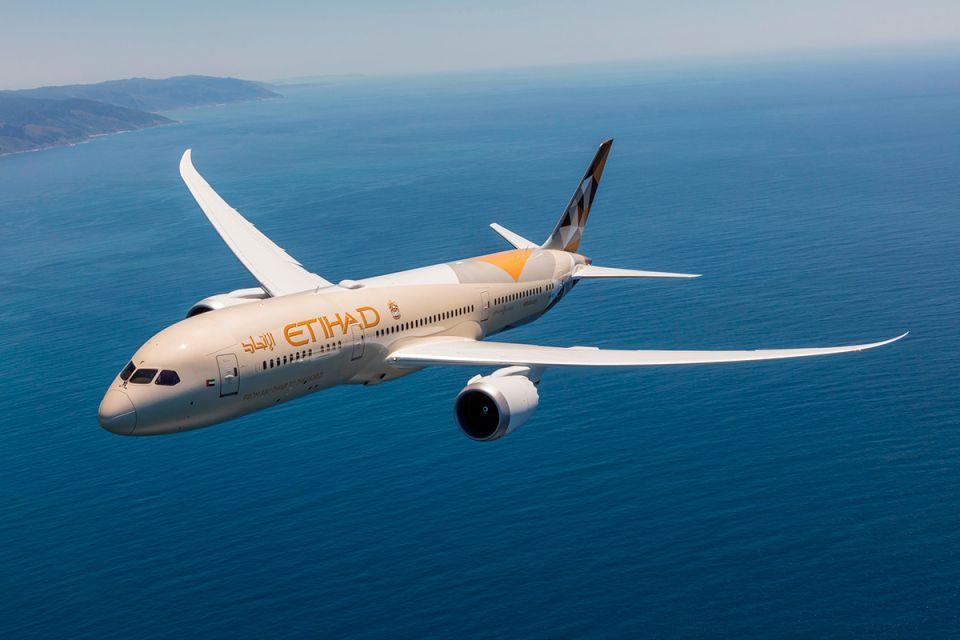 الاتحاد للطيران تعلق رحلة بكين وناجويا اليابانية
