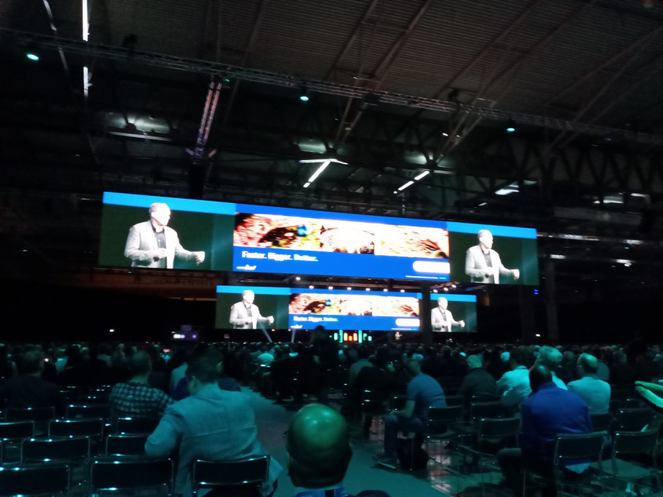 بالصور: سيسكو لايف 2020 ، رؤية شبكات المستقبل