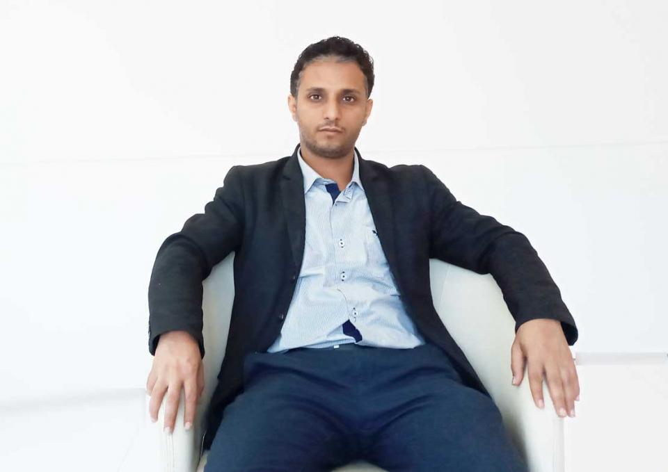 مخترع عربي يطور حلا لتواصل أصحاب الهمم