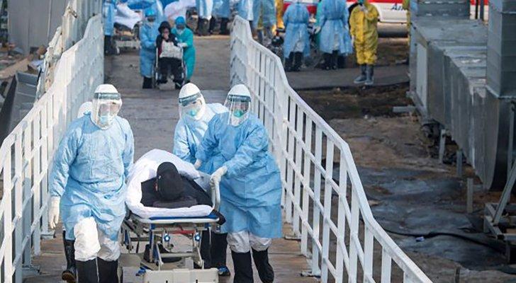 الصين تعلن ارتفاع عدد وفيات كورونا إلى 908 وشفاء 3281 مصاب