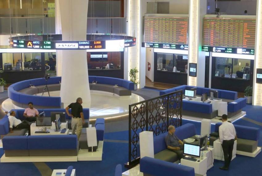 الأسواق الإماراتية تنهي تعاملتها على الأخضر