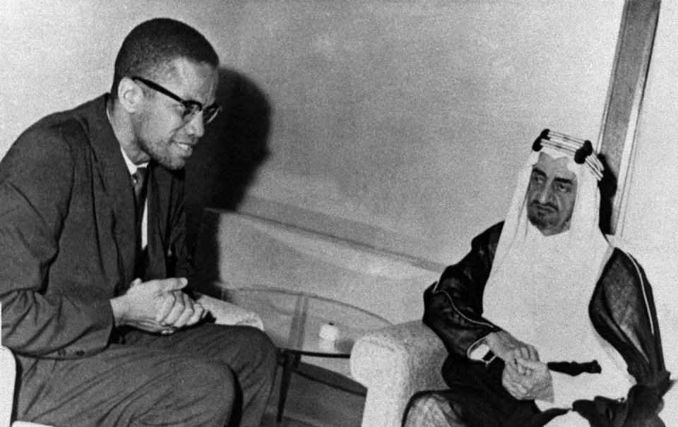 شاهد بالصور، القصة الكاملة لاغتيال أشهر زعيم أمريكي مسلم