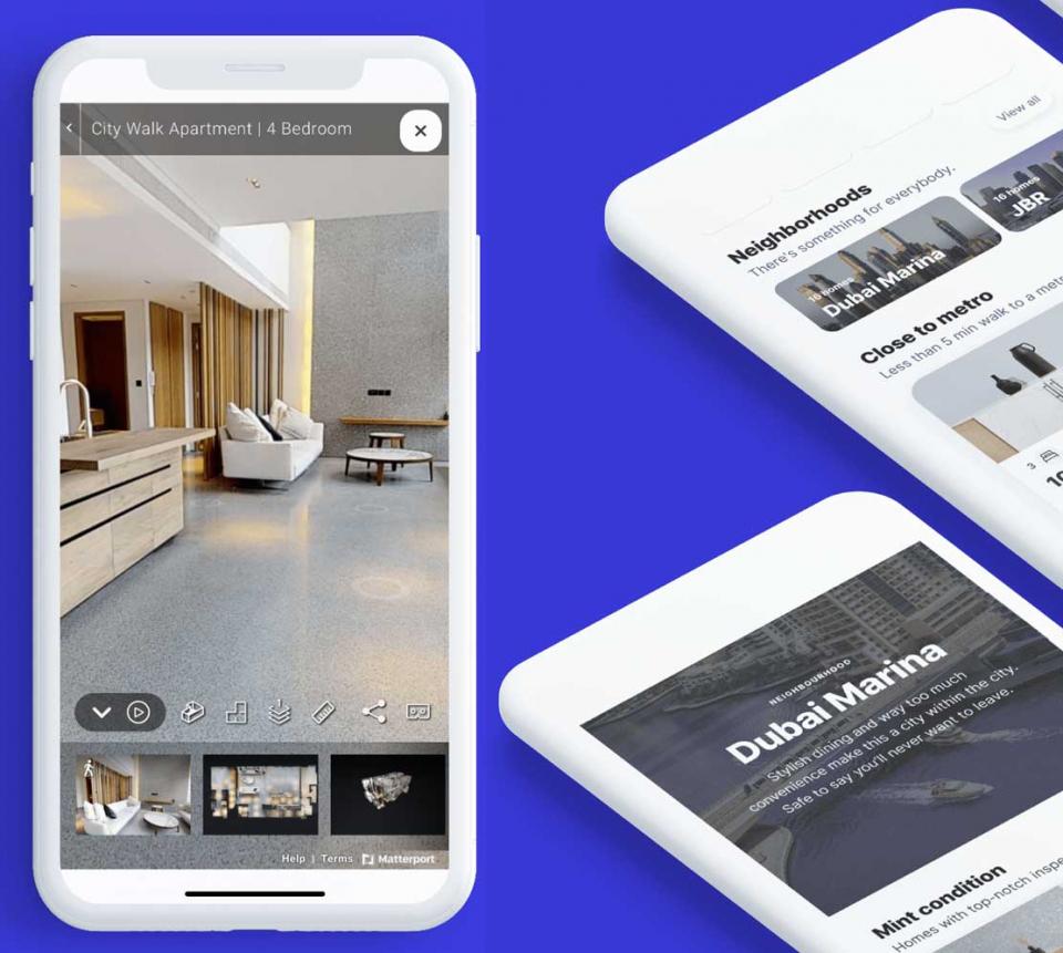 إطلاق تطبيق إلكتروني لتسهيل الاستئجار في دبي