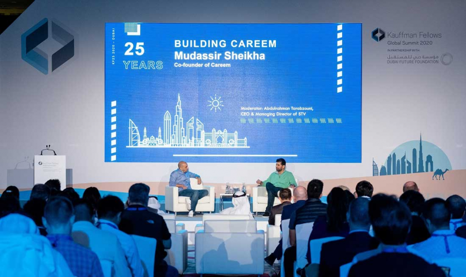 رواد الاقتصاد الجديد يشيدون بالتجارب الريادية لدبي ودولة الإمارات