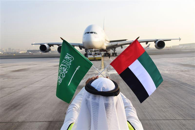 بأكثر من 8 ملايين مسافر.. طيران الإمارات تكمل 30 عاماً في خدمة الرياض