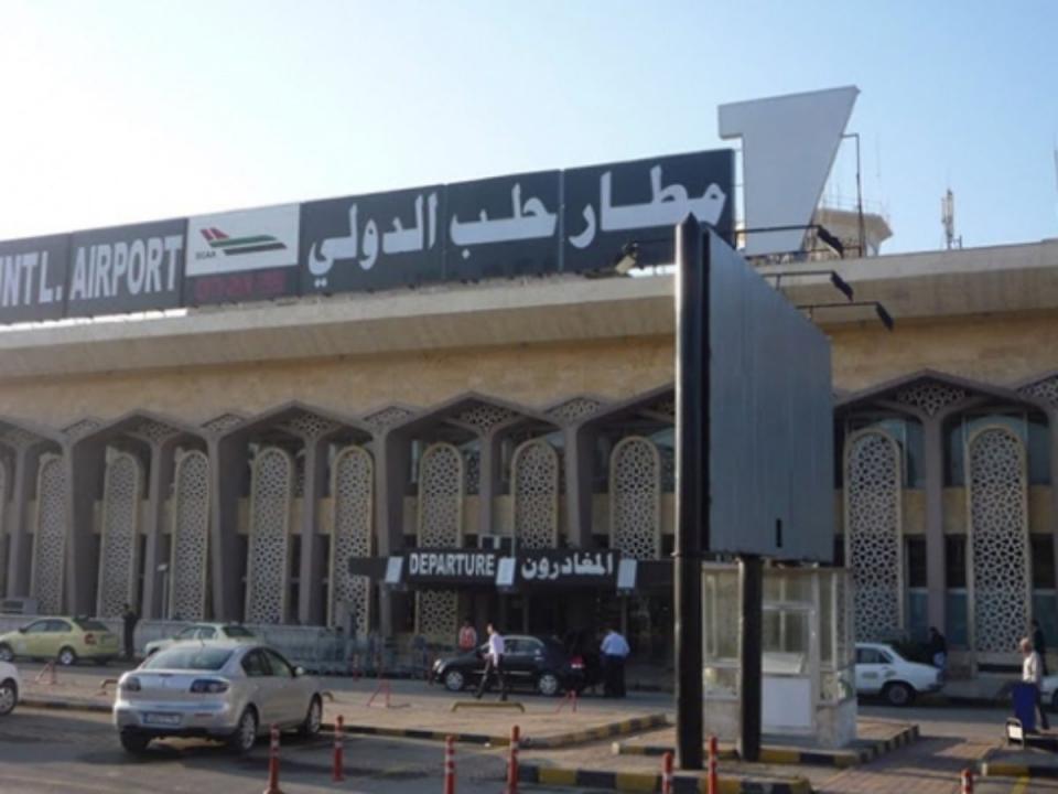 سوريا تعلن تشغيل مطار حلب الدولي والقاهرة تستقبل أولى الرحلات بعد توقف المطار 9 سنوات