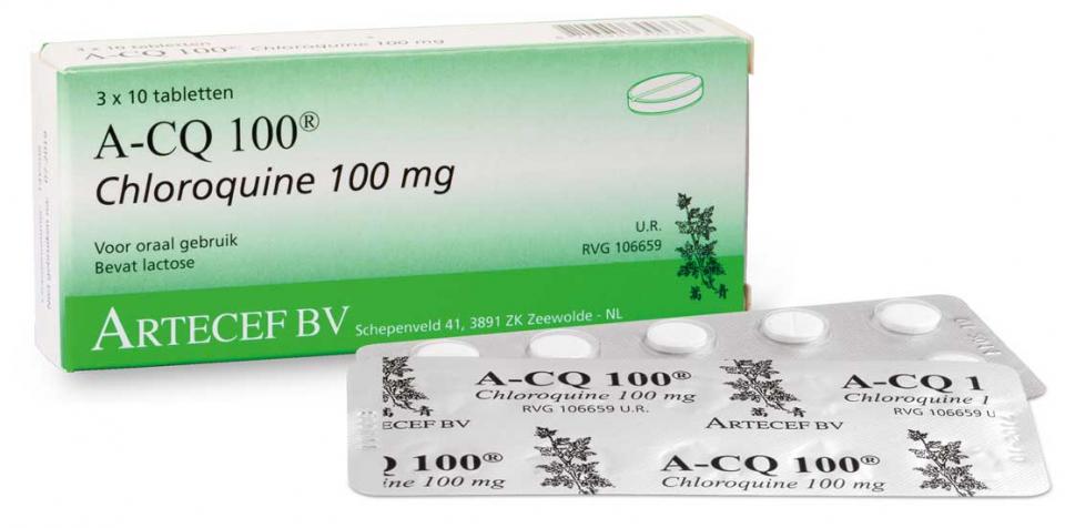 الصين تحقق تقدما باستخدام دواء مضاد للملاريا علاجاً لكورونا