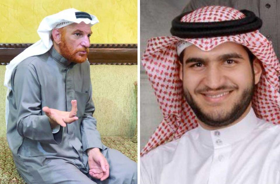إثبات بنوة شاب سعودي بعد خطفه قبل 20 عاما