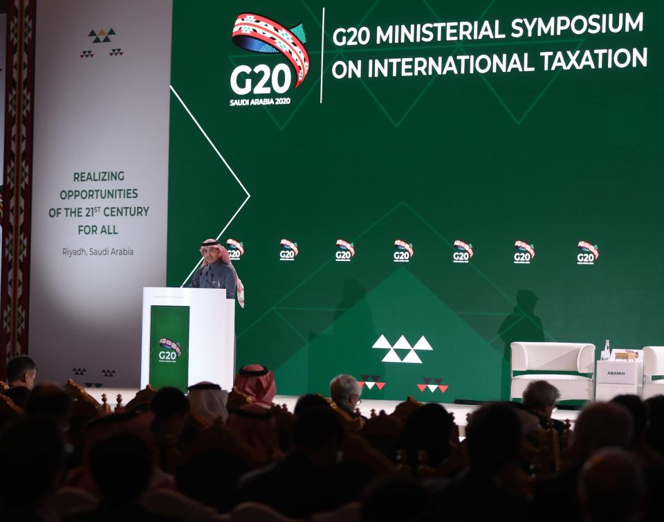 الرياض: مجموعة العشرين تتفق حول التغير المناخي في بيانها الختامي
