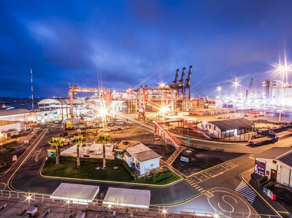 موانئ دبي العالمية تطلق خطاً ملاحياً جديداً بالتعاون مع هيئة الموانئ السعودية