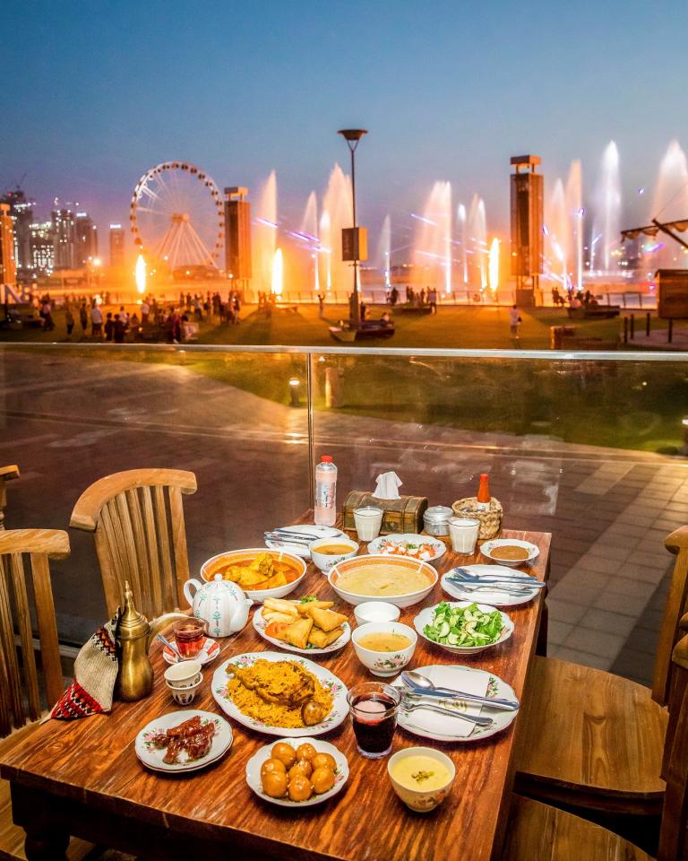 دبي فستيفال سيتي مول يحتفل بمهرجان دبي للمأكولات
