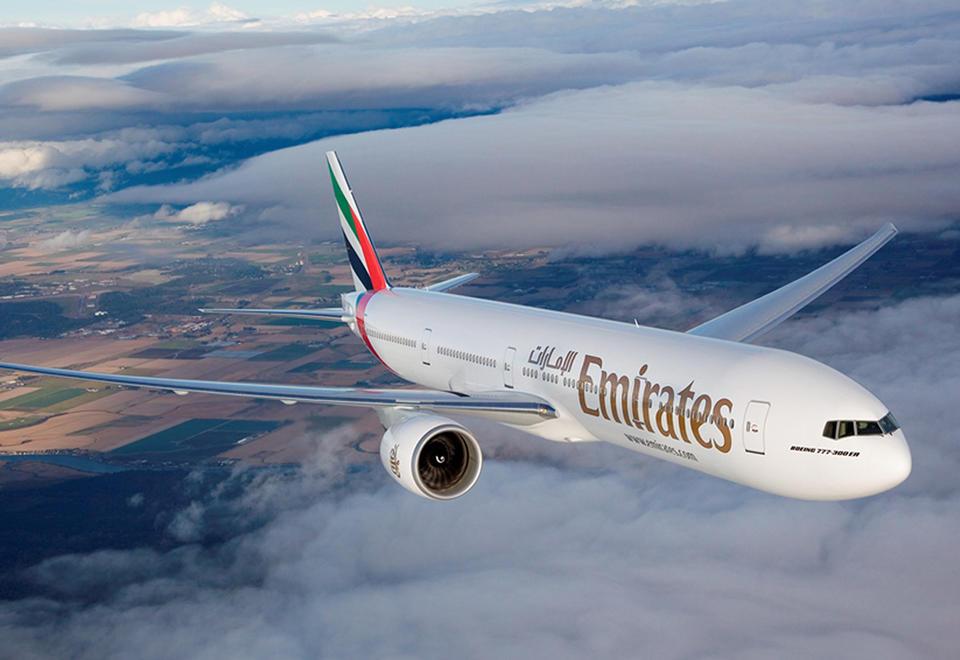 طيران الإمارات يضيف 10 مدن لوجهات السفر الجديدة التي وصلت إلى 40