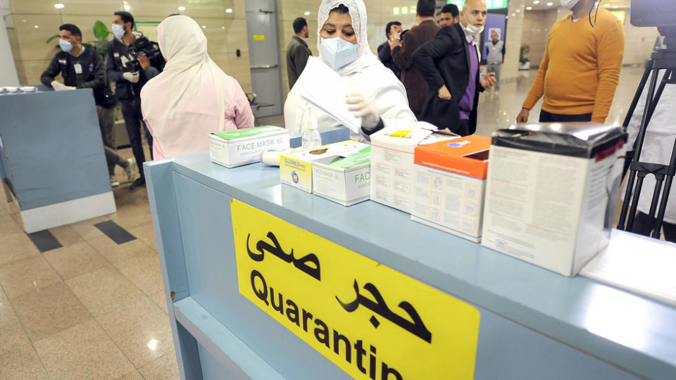 الصحة العالمية تحسم الجدل حول انتشار  فيروس كورونا في مصر